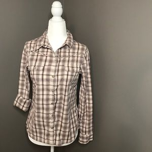 Button up old navy shirt